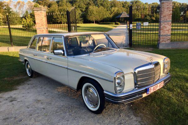 Elégance location Mercedes voiture de mariage